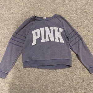PINK Rustic Purple Sweatshirt